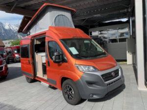 FIAT DUCATO 150PS AUTOMAT – ROADCAMP R AUFSTELLDACH